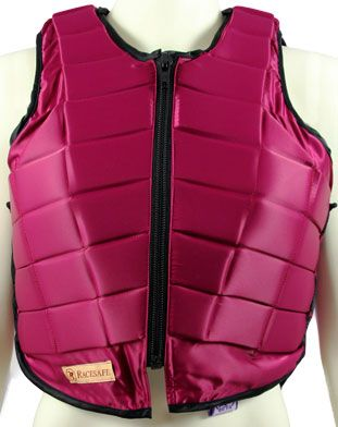 RaceSafe RS 2010 Body Protector Adults Non-Standard Colours