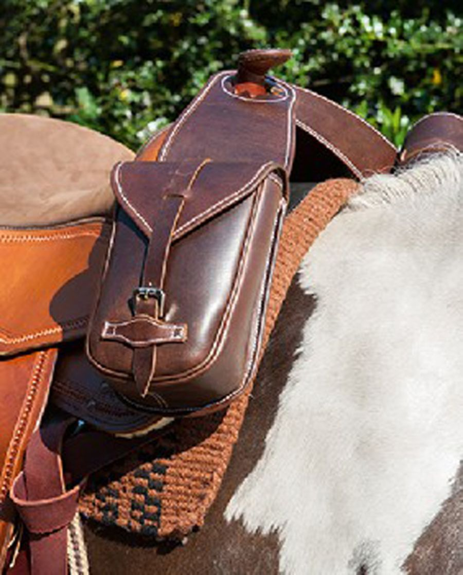 HKM Horn Saddle Bags