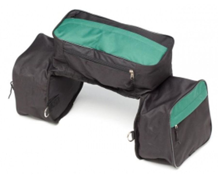 Zilco Insulated Combo Saddle Bag