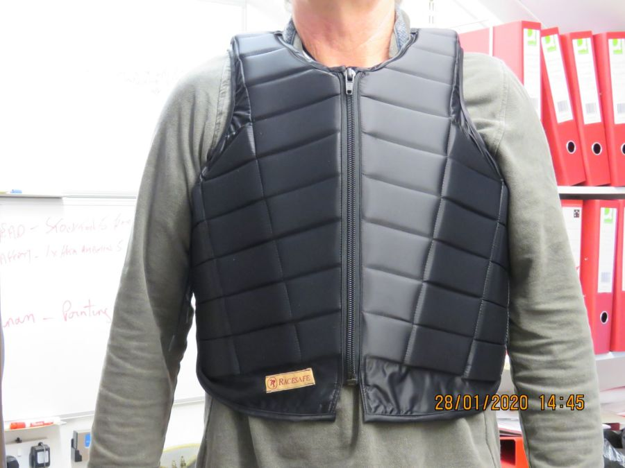 RaceSafe RS 2010 Body Protector