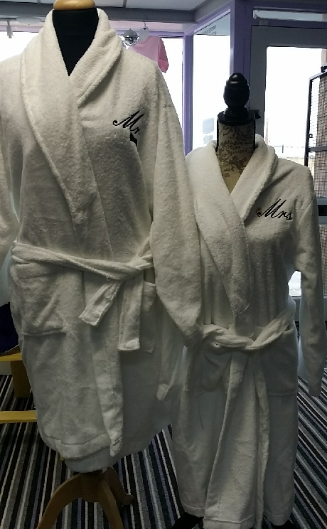 Mr & Mrs Dressing Gowns