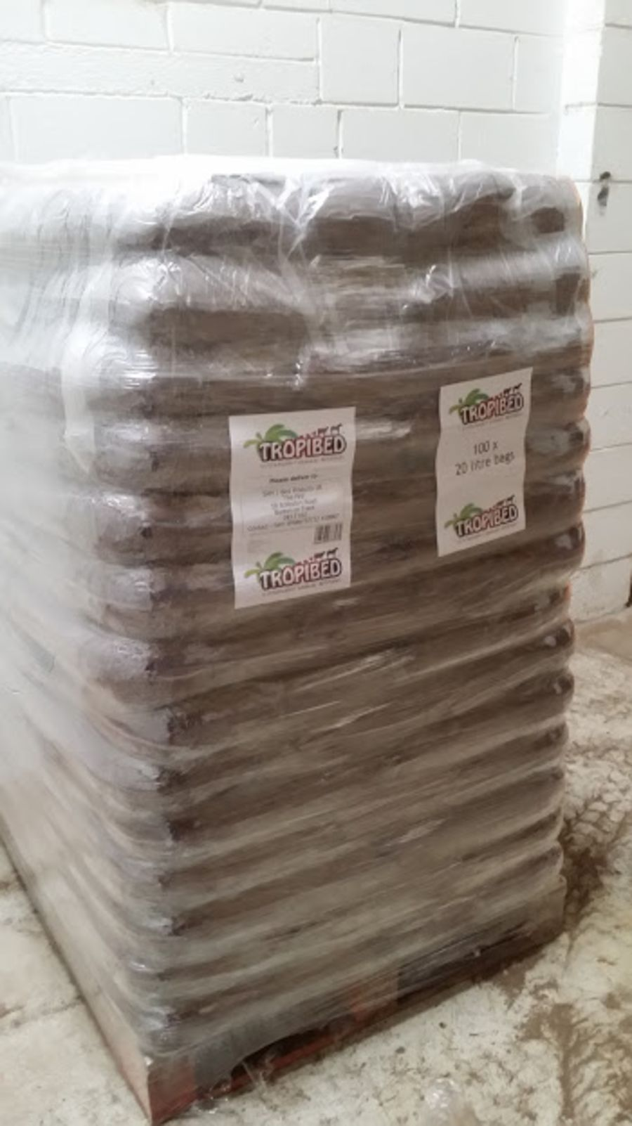 Wholesale Tropibed 20 litre