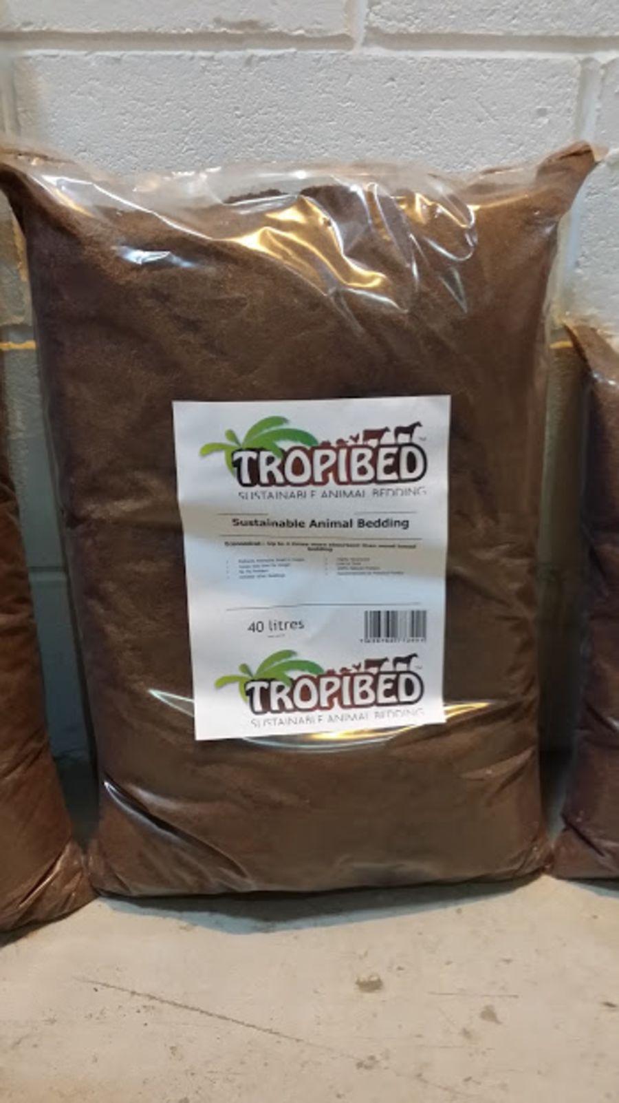 Wholesale Single Bag 40 Litre Tropibed