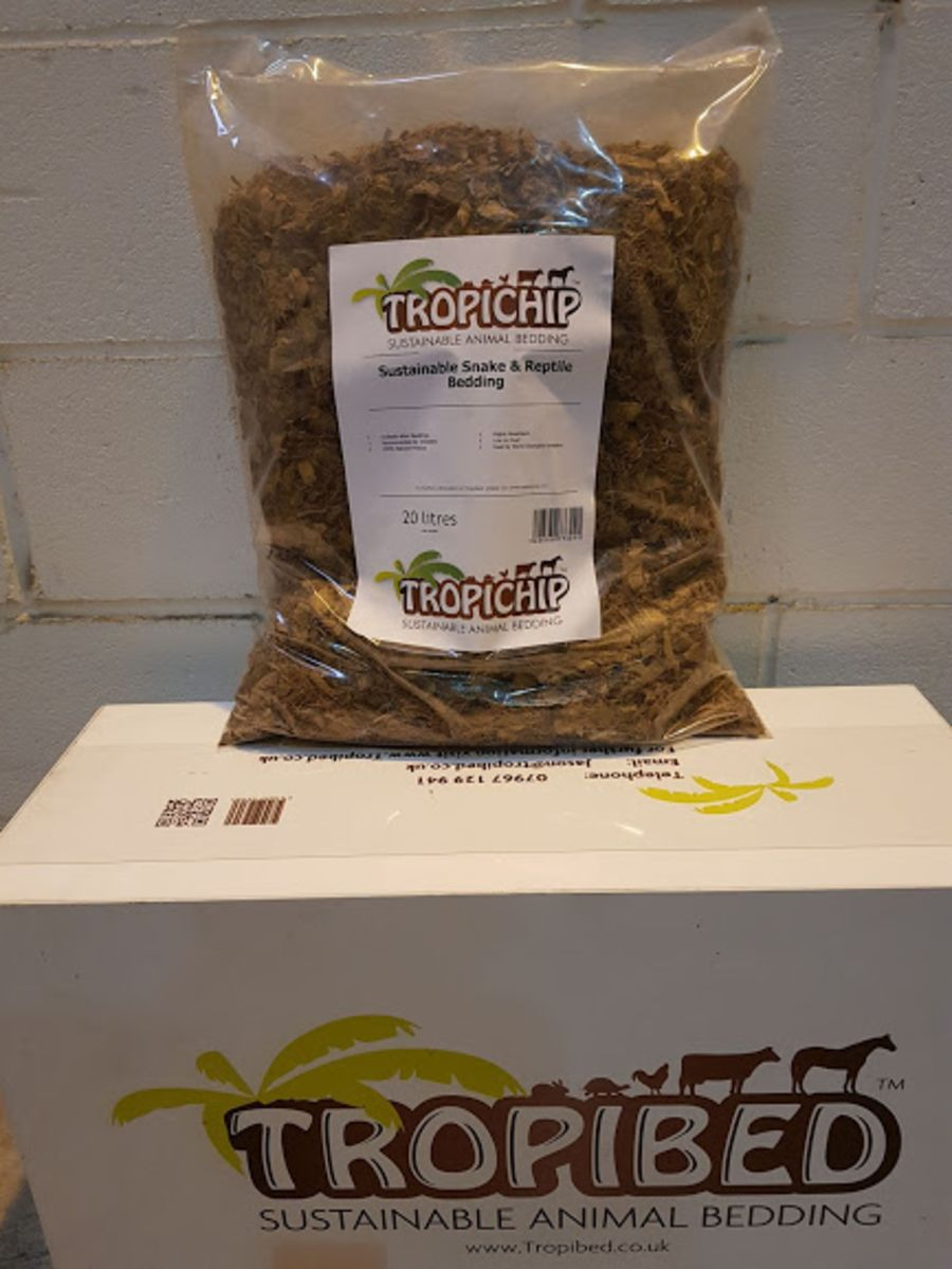 20 Litre Tropichip ( 10 bag BOX)