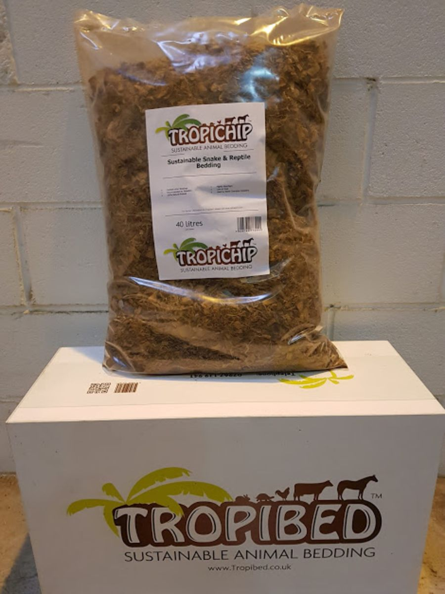 40 Litre Tropichip (4 bag BOX)