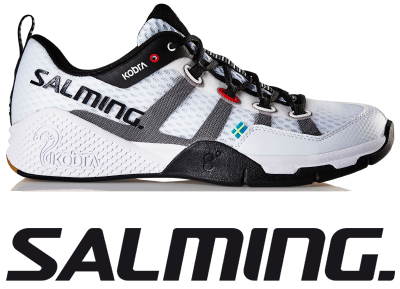 Salming Kobra - White - UK 8.5 / US 9.5 / EU 43 1/3