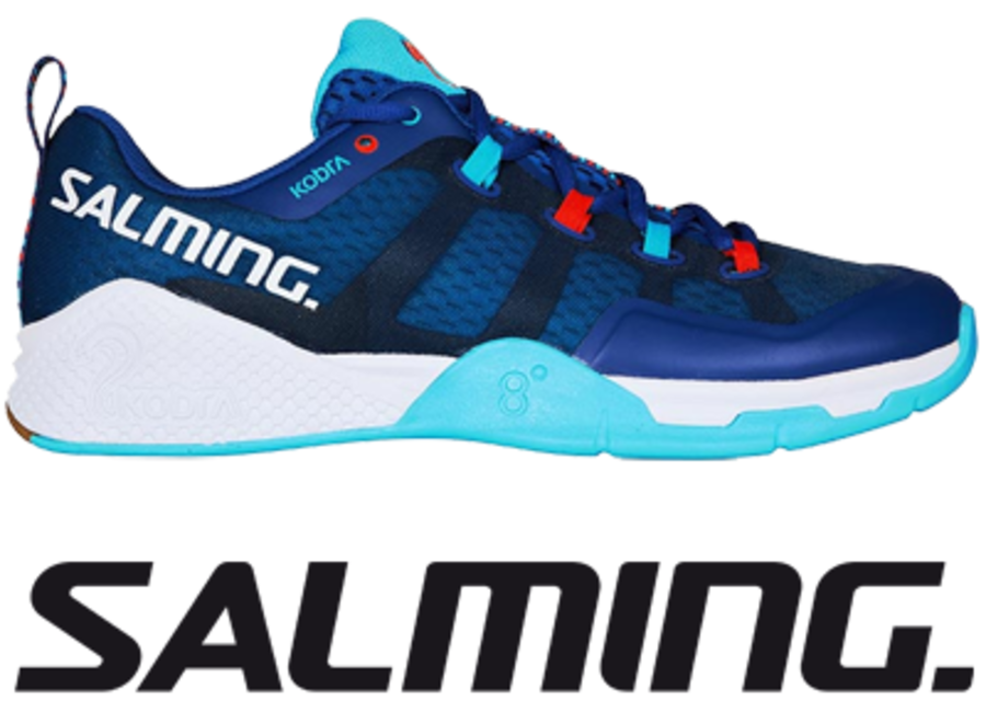 Salming Kobra 2 -  Limoges Blue / Blue Atol - UK 10.0 / US 11.0 / EU 45 1/3