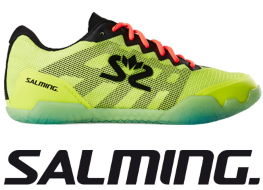 Salming Hawk - Neon - UK 9.0 / US 10.0 / EU 44