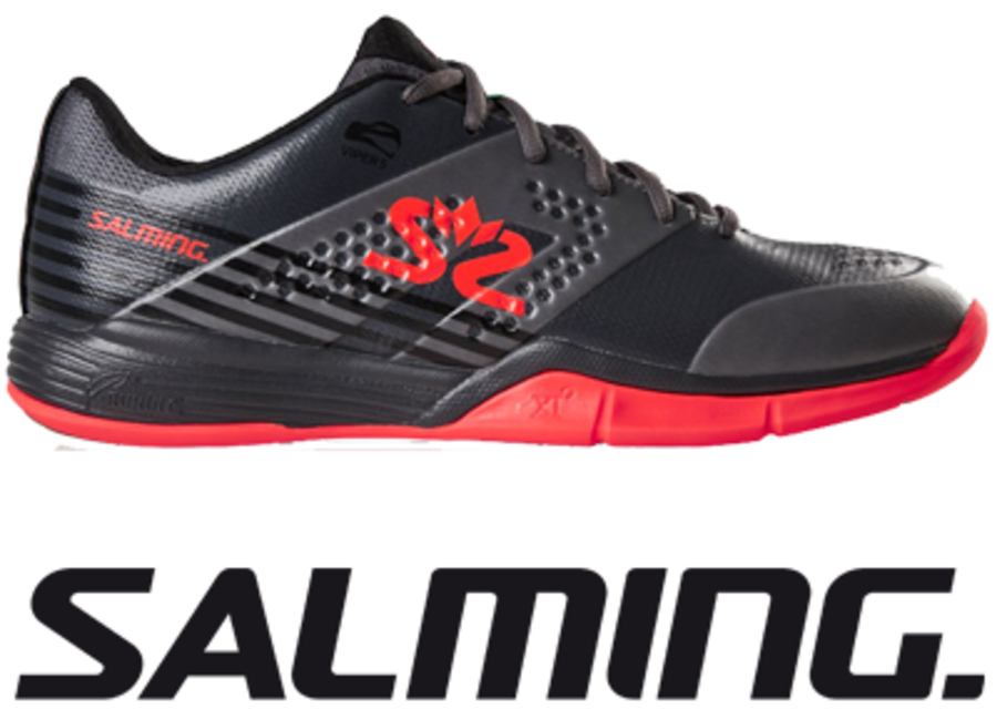 Salming Viper 5 - Lava - UK 10.0 / US 11.0 / EU 45 1/3