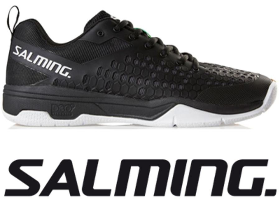 Salming Eagle - Black / White - UK 8.5 / US 9.5 / EU 43 1/3