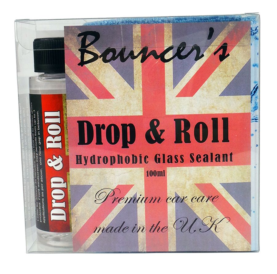 Bouncer's Drop & Roll Glass Sealant