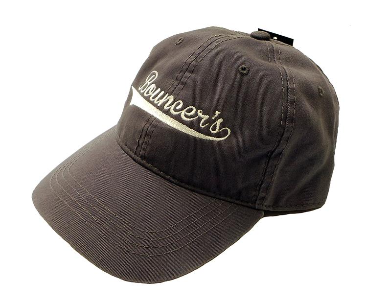 Bouncer's 'Swoosh' Baseball cap