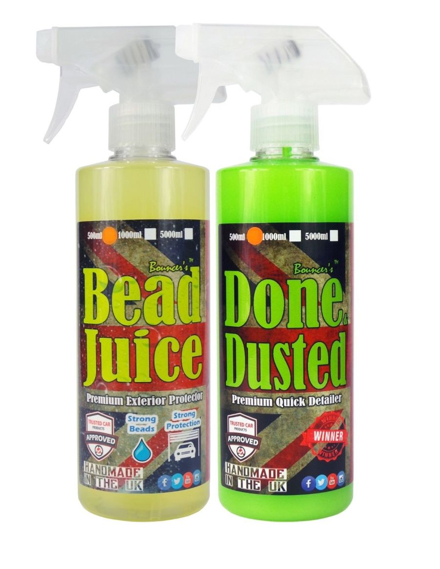 Quick Detailer / Sealant Kit