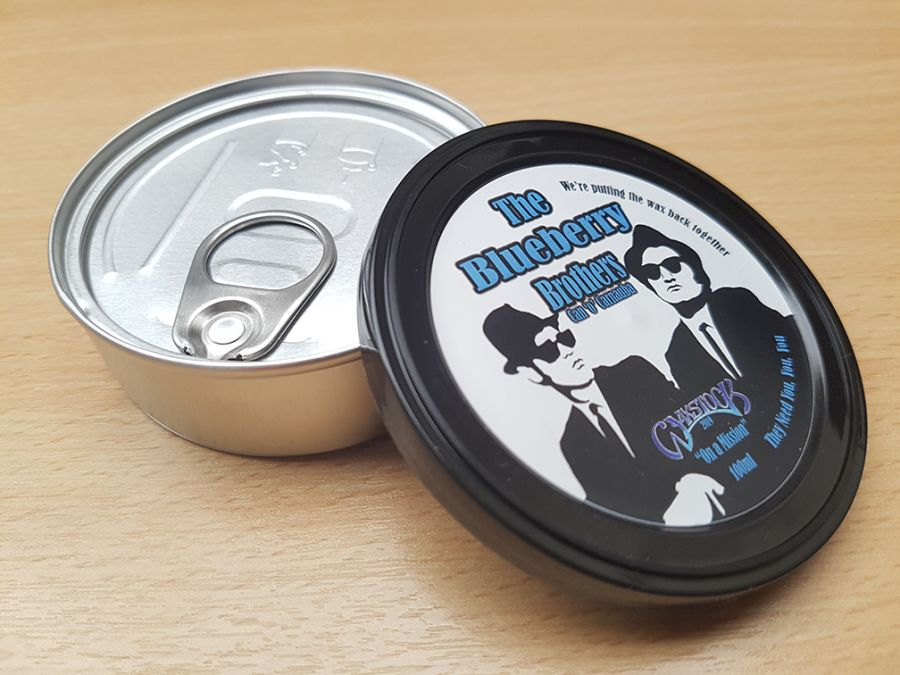 Blueberry Brothers 100ml Sealed Wax