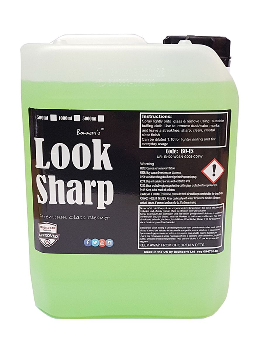 Bouncer's Look Sharp 5000ml
