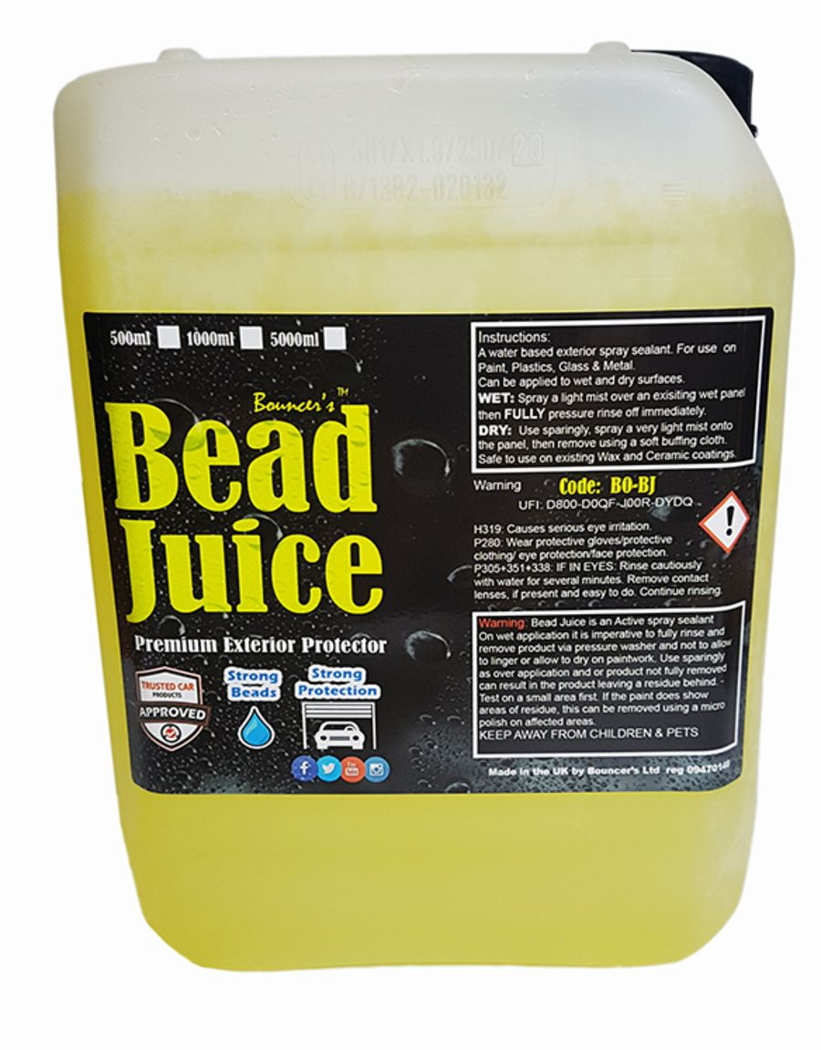 Bouncer's Bead Juice 5000ml