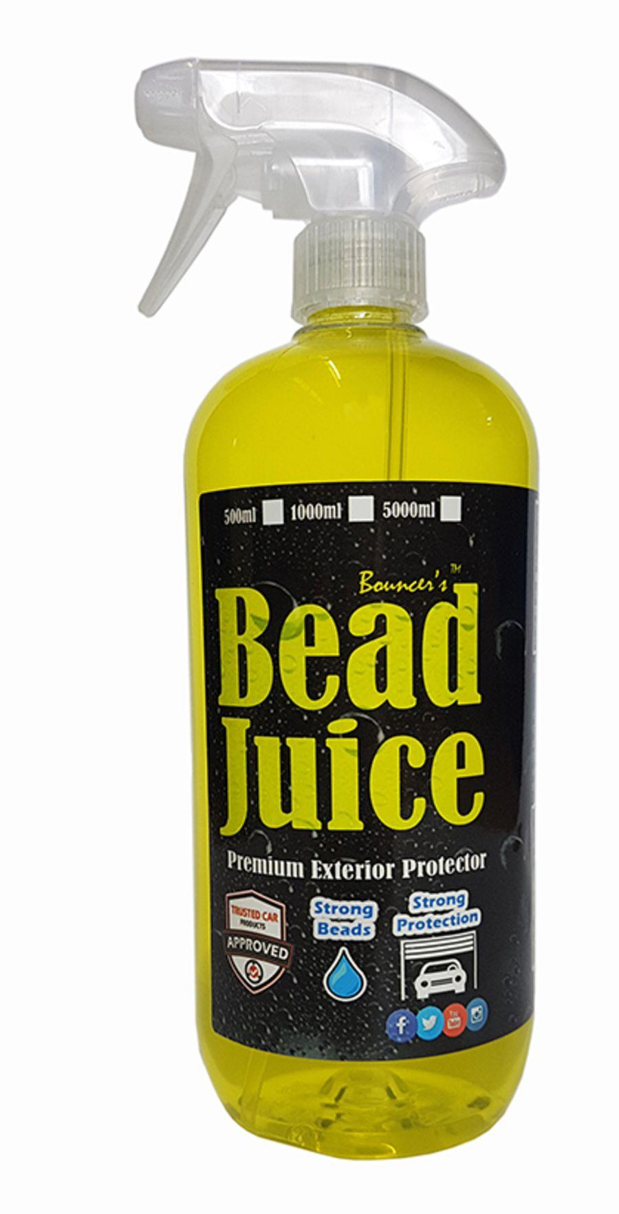 Bouncer's Bead Juice 1000ml