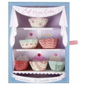 Cake shop petite mini cupcake kit meri meri