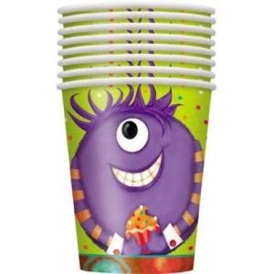 Alien fun monsters cups 9oz