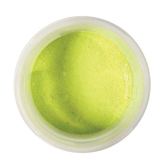 Pearl Lime dust powder Colour Splash