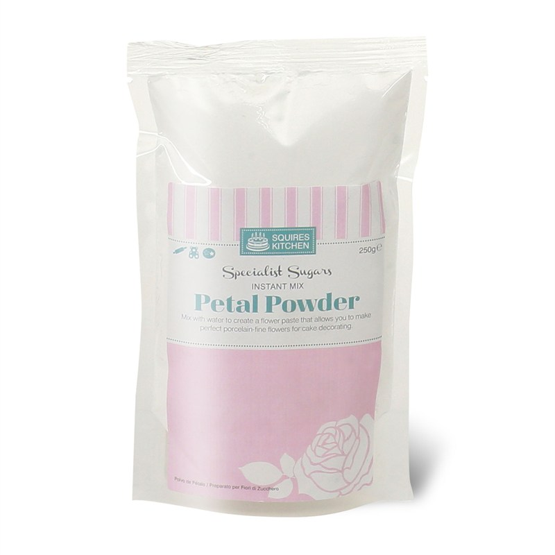Squires Kitchen Petal powder instant mix - 250g