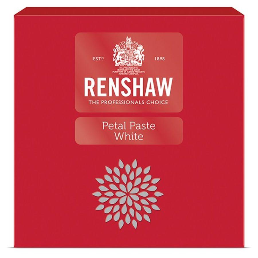 White Petal Paste Renshaw 300g