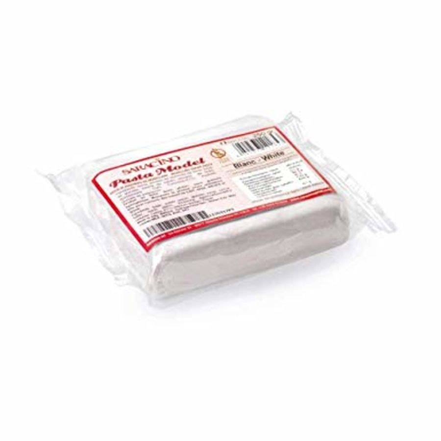 SARACINO White Modelling Paste 250g
