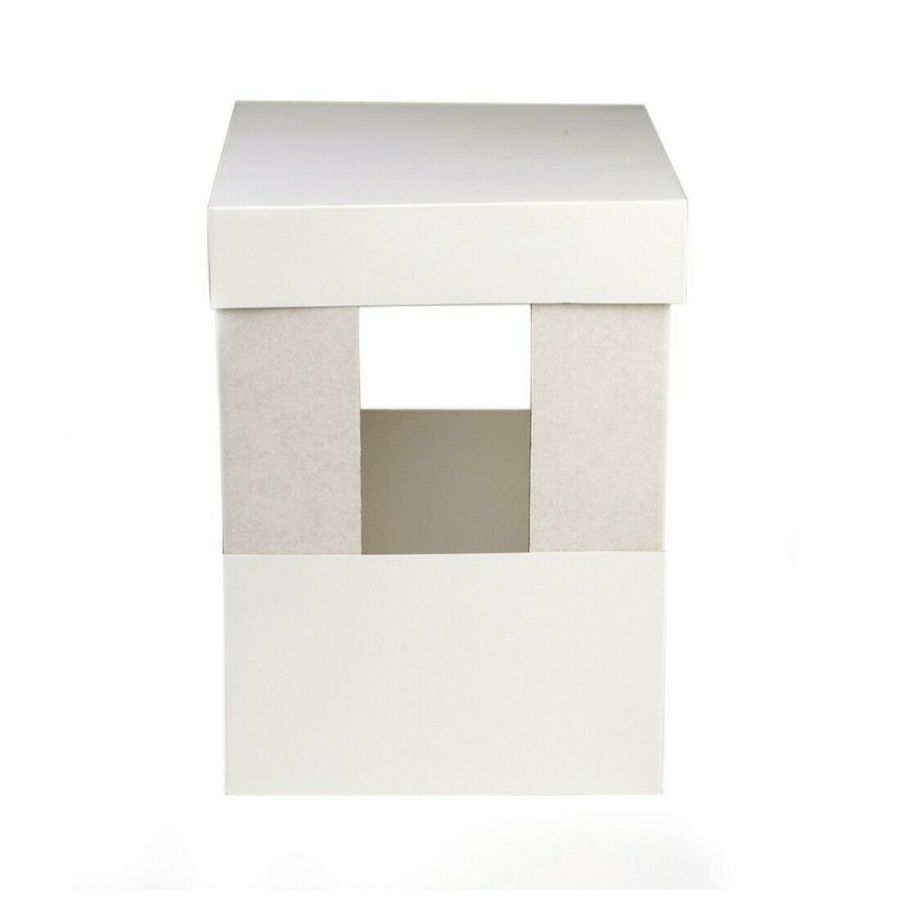 4 Corner Cake Box Extensions Corrugated 18 Inch Tall