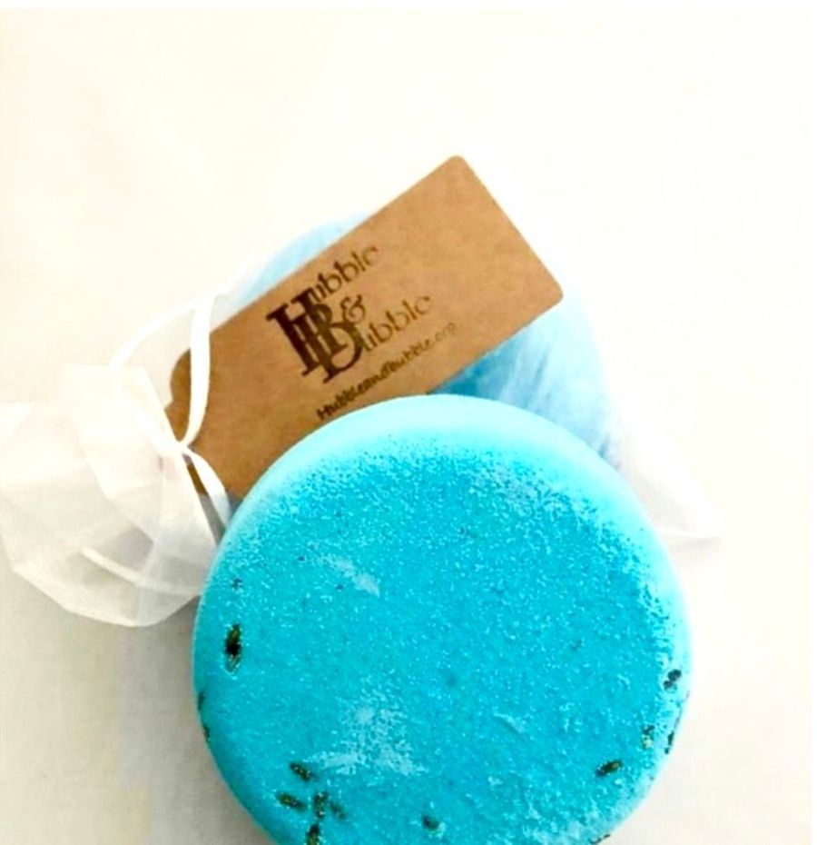 LAY BACK & LANGUISH BATH CAKE 180g