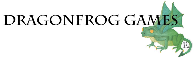 Dragonfrog Games