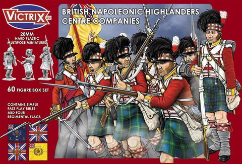 British Highlanders Centre Companies