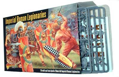 Imperial Roman Legionaries