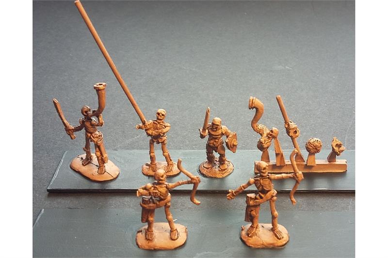 Decian Bowmen (35 figures)