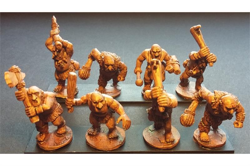 Orcian Ogre Wreckers (10 figures)