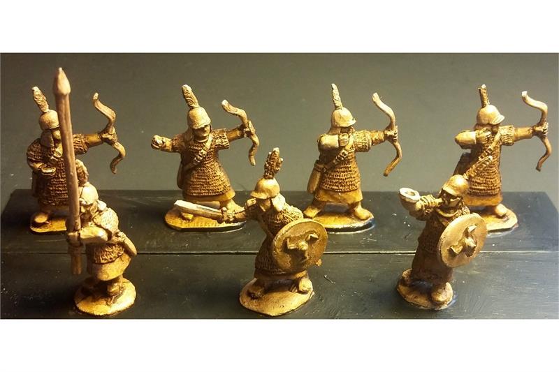 Stygian Bowmen (35 figures)