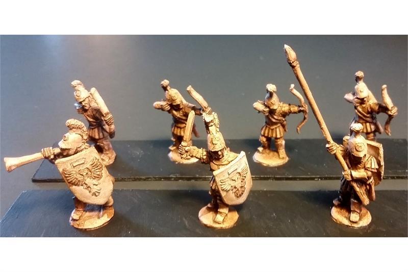 Legian Bowmen (35 figures)