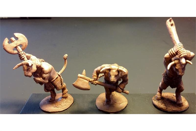 Legian Bullites (10 figures)