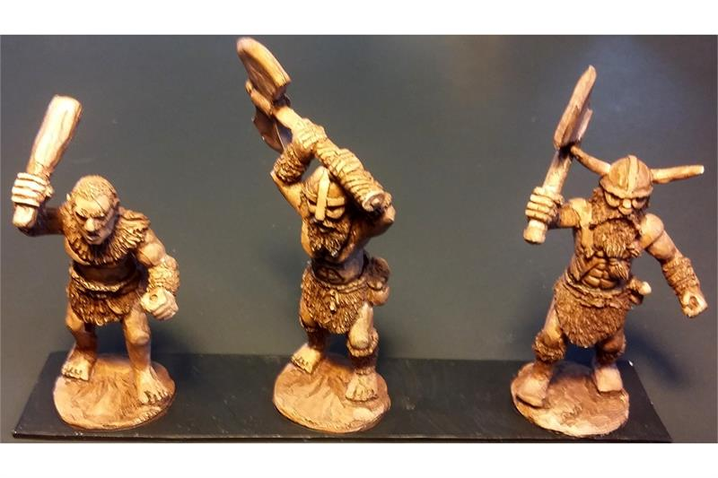 Frigian Giants (3 figures)
