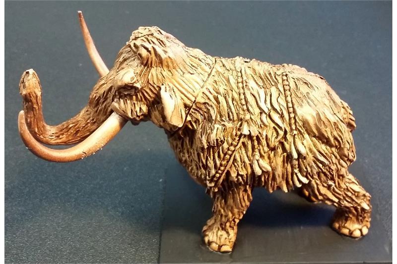 Frigian War Mammoth (1 figure)