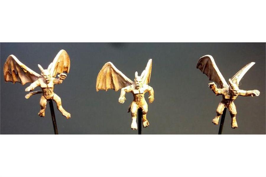 Decian Gargoyles (9 figures)