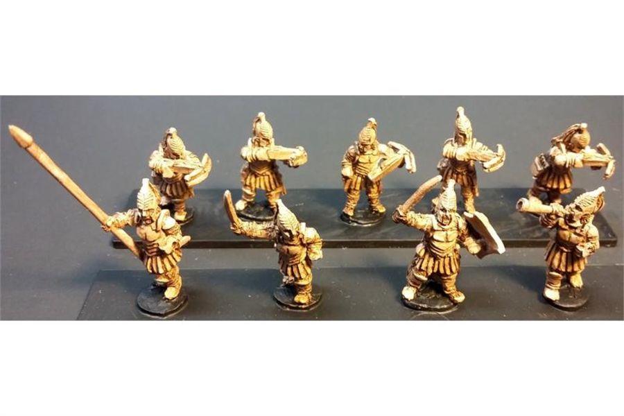 Vampirian Crossbowmen (35 figures)
