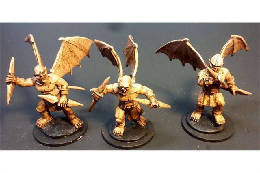 Vampirian Archubus (5 figures)