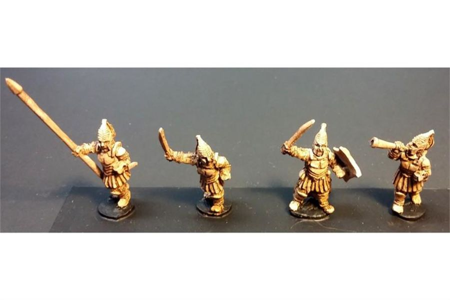 Vampirian Command (4 figures)