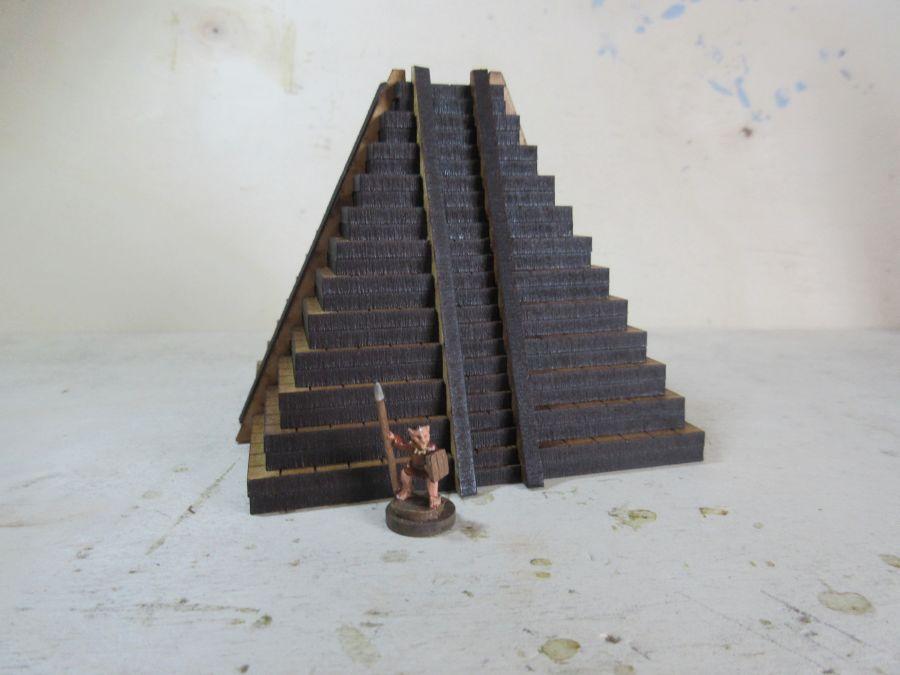Step Pyramid 15mm