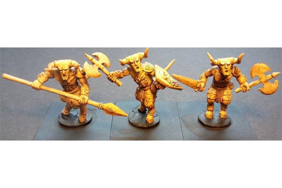 Hellian Higher Demons (3 figures)