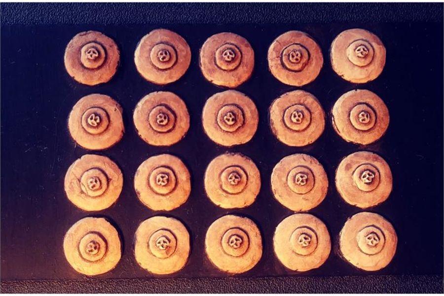Hellian Round Shields (20 Shields)