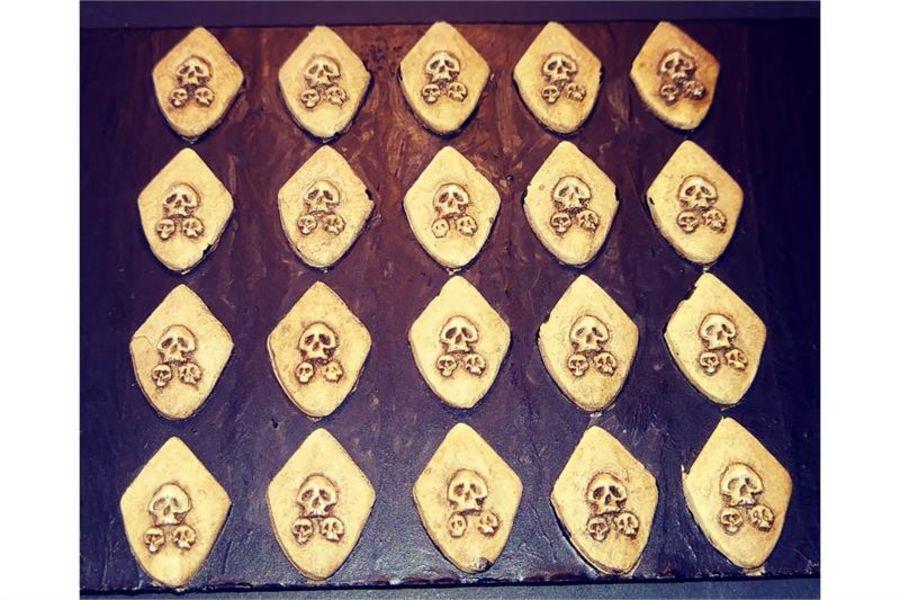 Hellian Cavalry Shields (20 shields)