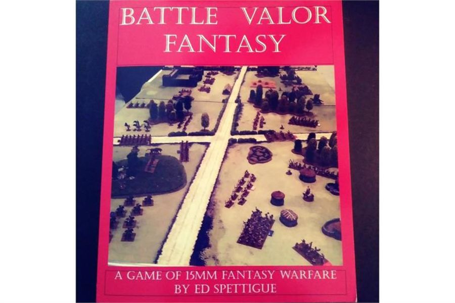Battle Valor Fantasy Rulebook