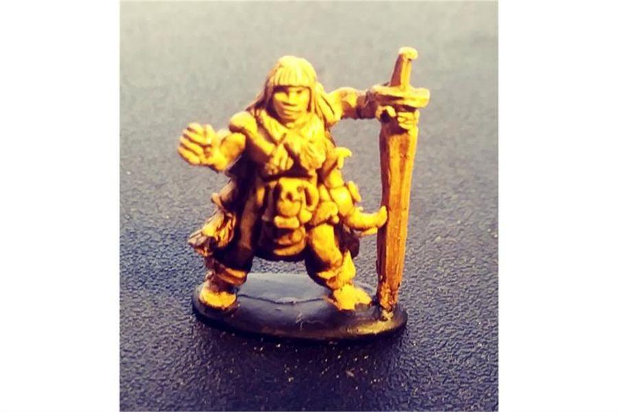Frigian Captain (1 figure)