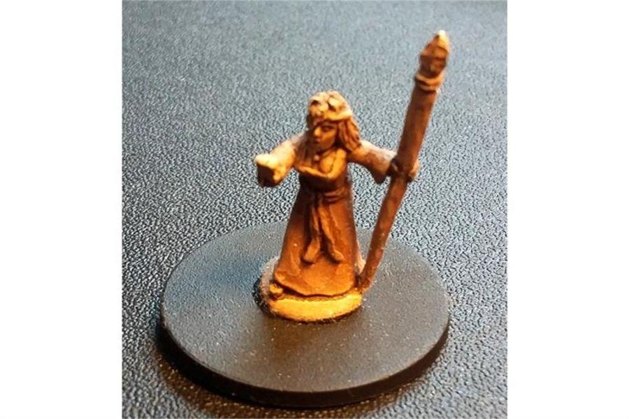 Veteran Sorceress (1 figure)